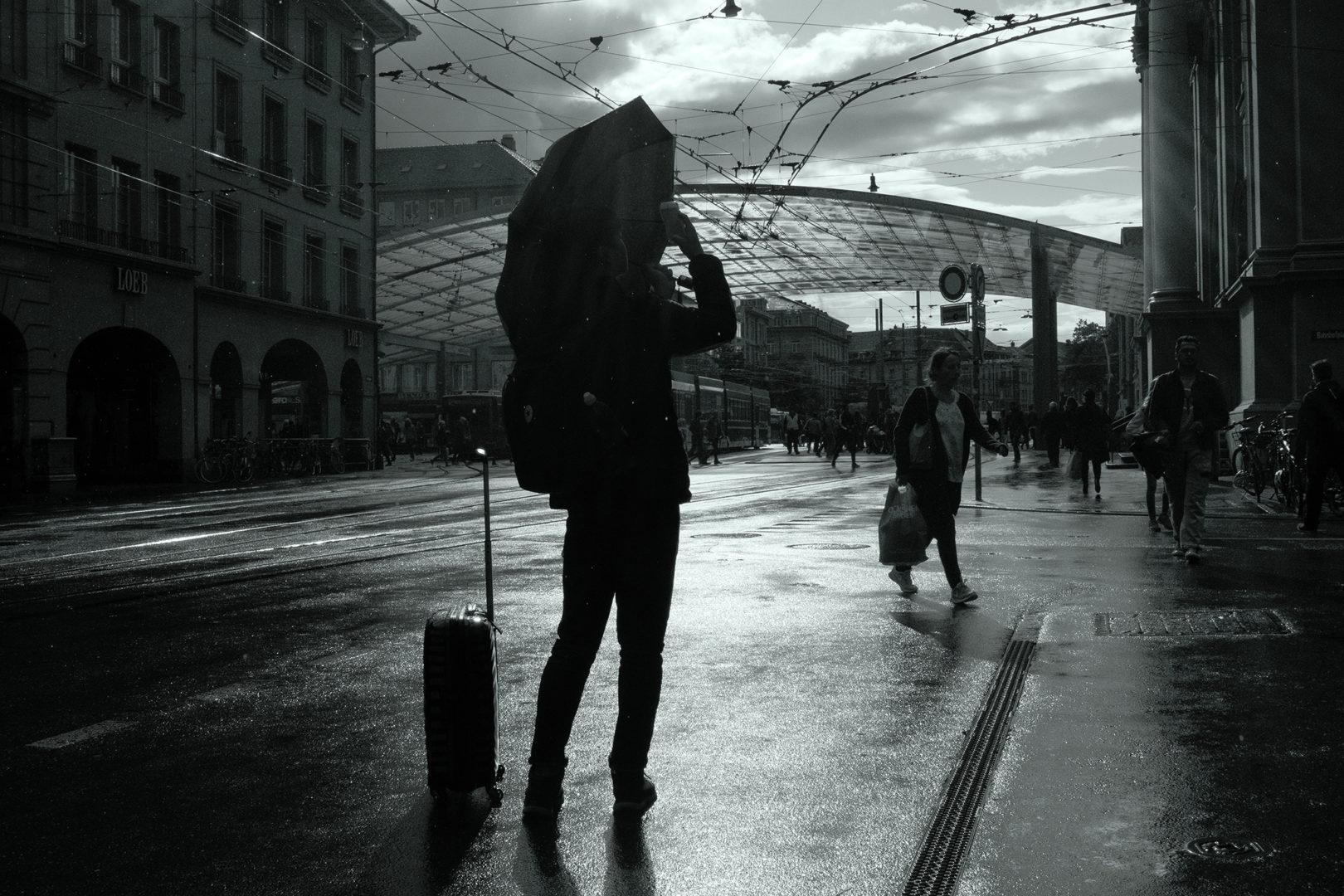 Strassenfotografie Bern