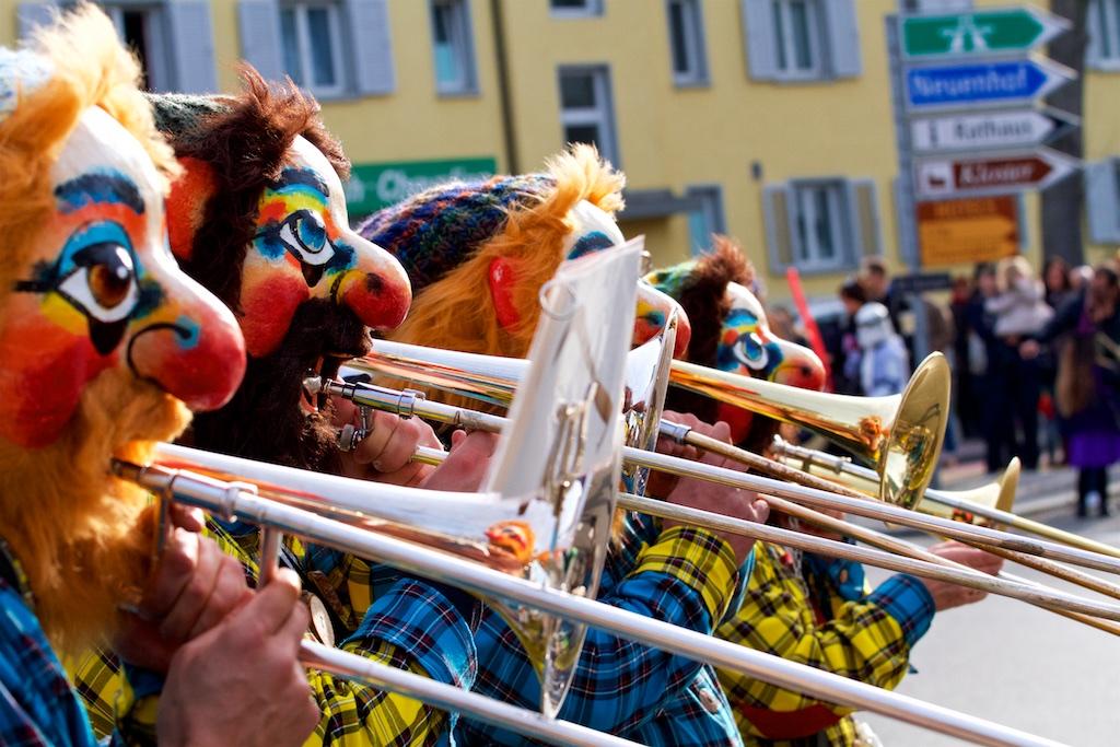 Street-Carnival in Wettingen