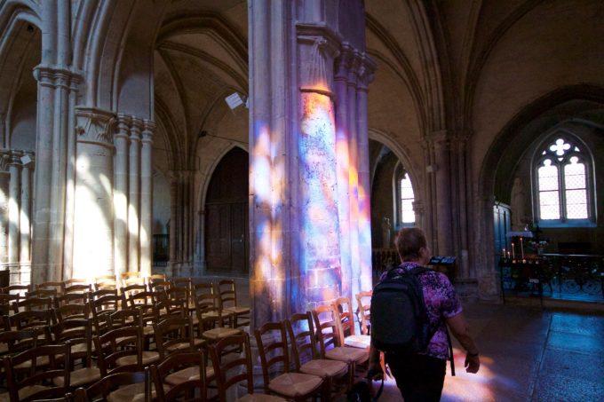 Kirche in Seurre
