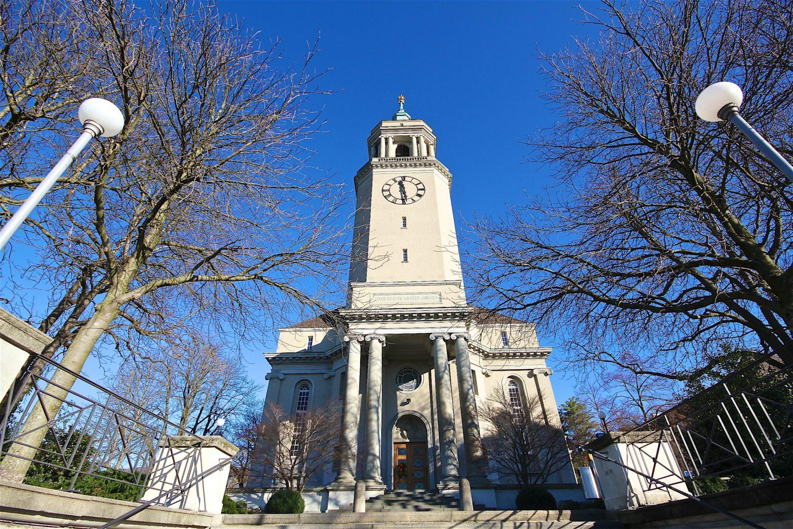 Reformierte Kirche Fluntern