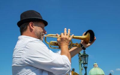 Musiker auf der Karlsbrücke - mk0518