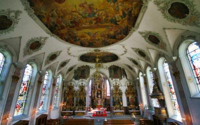 Appenzell_KircheInside
